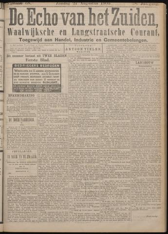 Echo van het Zuiden 1905-08-27