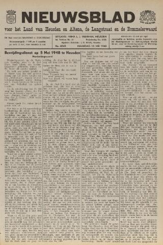 Nieuwsblad het land van Heusden en Altena de Langstraat en de Bommelerwaard 1948-05-10