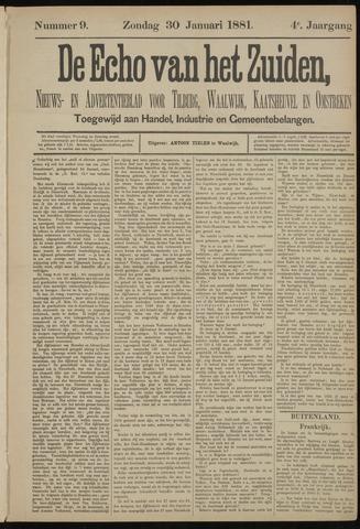 Echo van het Zuiden 1881-01-30