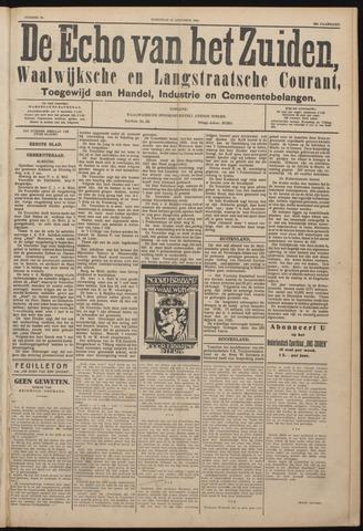 Echo van het Zuiden 1926-08-18