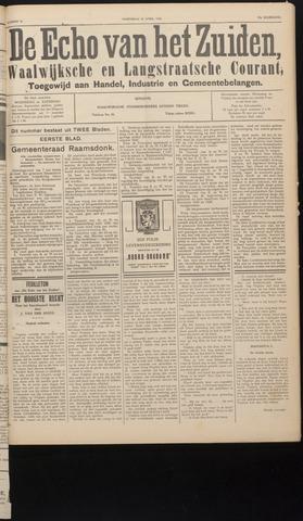 Echo van het Zuiden 1936-04-22