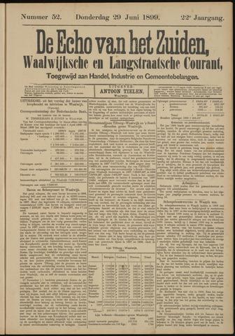 Echo van het Zuiden 1899-06-29