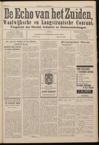 Echo van het Zuiden 1936-11-28