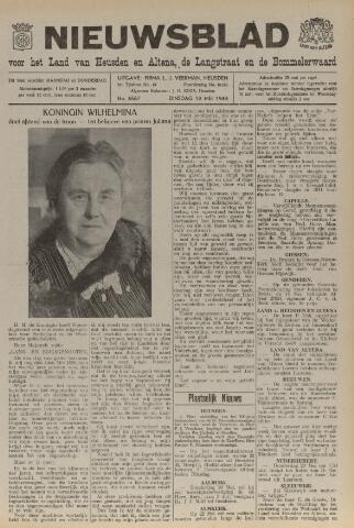 Nieuwsblad het land van Heusden en Altena de Langstraat en de Bommelerwaard 1948-05-18