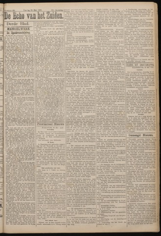 Echo van het Zuiden 1908-05-31