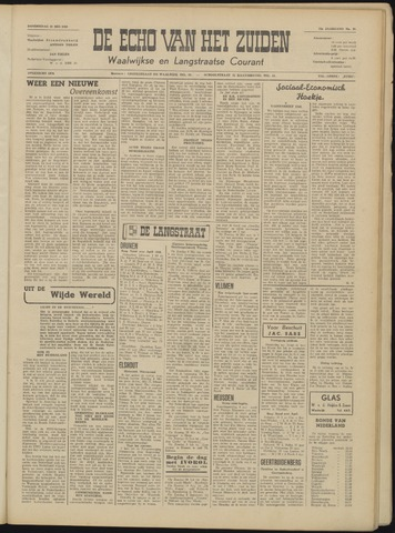Echo van het Zuiden 1949-05-12