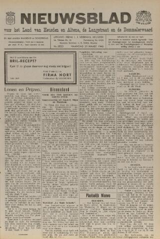 Nieuwsblad het land van Heusden en Altena de Langstraat en de Bommelerwaard 1948-03-29