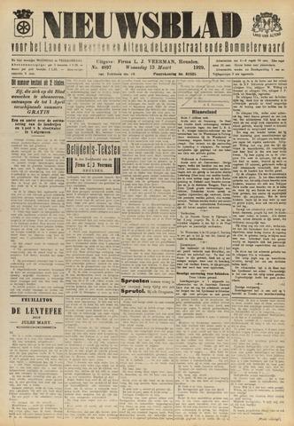 Nieuwsblad het land van Heusden en Altena de Langstraat en de Bommelerwaard 1929-03-13