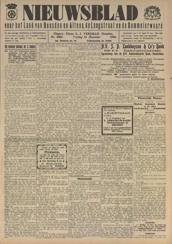 Nieuwsblad het land van Heusden en Altena de Langstraat en de Bommelerwaard 1929-11-15