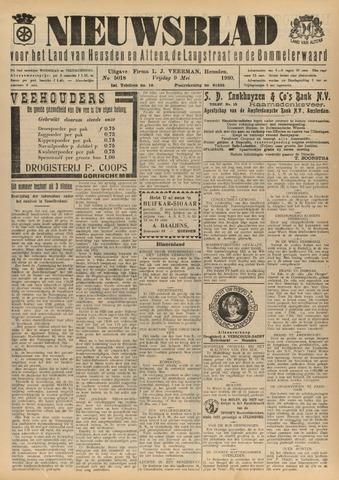 Nieuwsblad het land van Heusden en Altena de Langstraat en de Bommelerwaard 1930-05-09