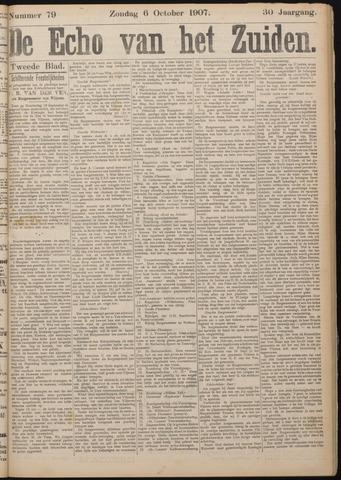 Echo van het Zuiden 1907-10-06
