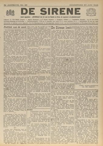 De Sirene 1946-06-20