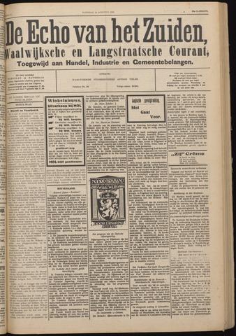Echo van het Zuiden 1932-08-24