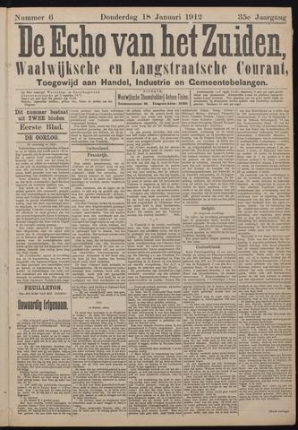 Echo van het Zuiden 1912-01-18