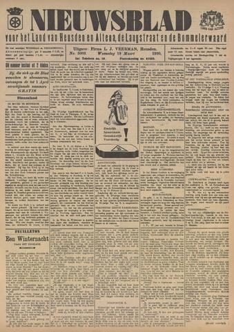 Nieuwsblad het land van Heusden en Altena de Langstraat en de Bommelerwaard 1930-03-19
