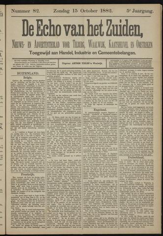 Echo van het Zuiden 1882-10-15