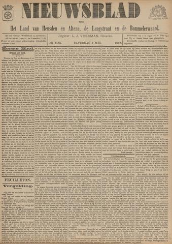 Nieuwsblad het land van Heusden en Altena de Langstraat en de Bommelerwaard 1897-05-01