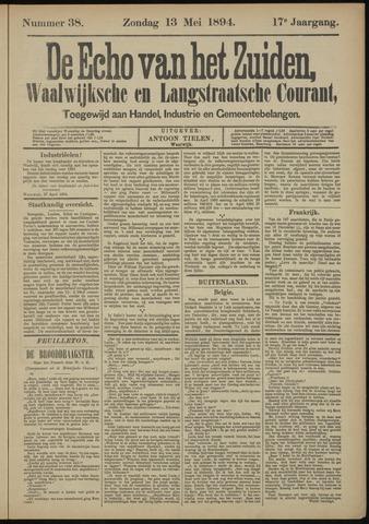 Echo van het Zuiden 1894-05-13