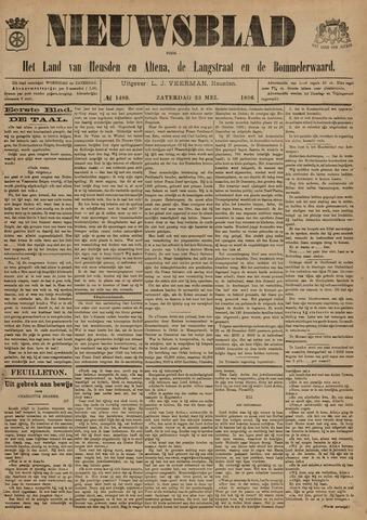 Nieuwsblad het land van Heusden en Altena de Langstraat en de Bommelerwaard 1896-05-23