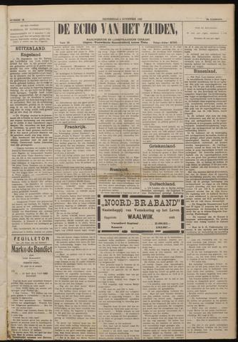 Echo van het Zuiden 1920-11-04