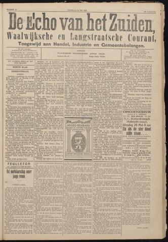 Echo van het Zuiden 1925-05-23