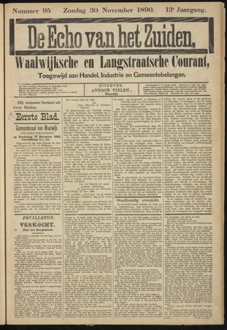 Echo van het Zuiden 1890-11-30