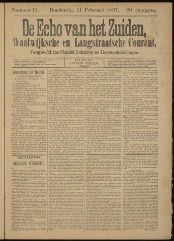 Echo van het Zuiden 1897-02-11