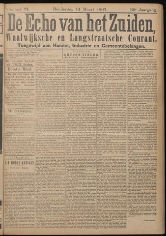 Echo van het Zuiden 1907-03-14