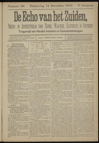 Echo van het Zuiden 1882-12-14