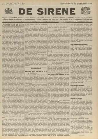De Sirene 1946-10-10