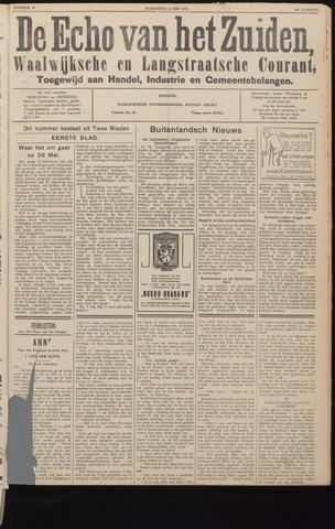 Echo van het Zuiden 1937-05-12