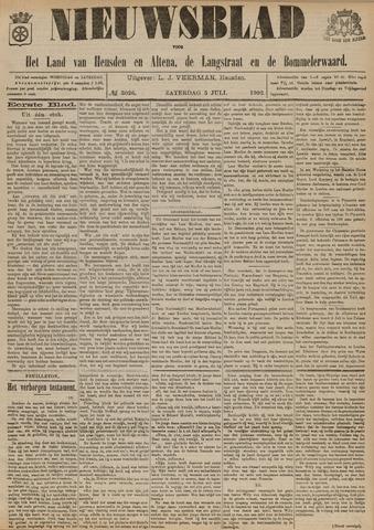 Nieuwsblad het land van Heusden en Altena de Langstraat en de Bommelerwaard 1902-07-05