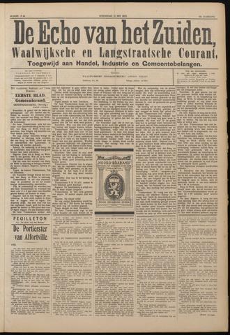 Echo van het Zuiden 1922-05-31