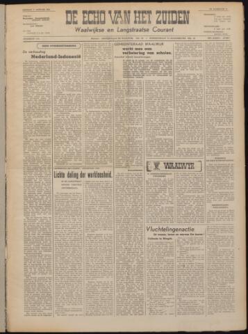 Echo van het Zuiden 1951-01-02