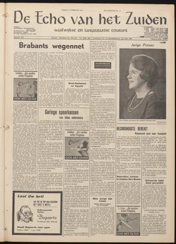 Echo van het Zuiden 1965-02-19