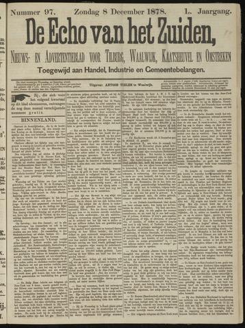 Echo van het Zuiden 1878-12-08