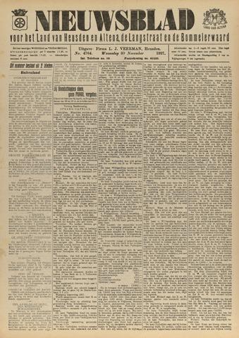 Nieuwsblad het land van Heusden en Altena de Langstraat en de Bommelerwaard 1927-11-30