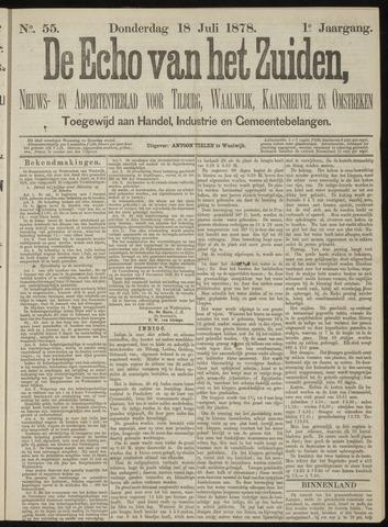 Echo van het Zuiden 1878-07-18