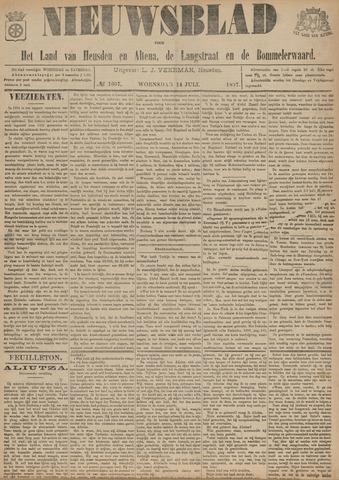 Nieuwsblad het land van Heusden en Altena de Langstraat en de Bommelerwaard 1897-07-14