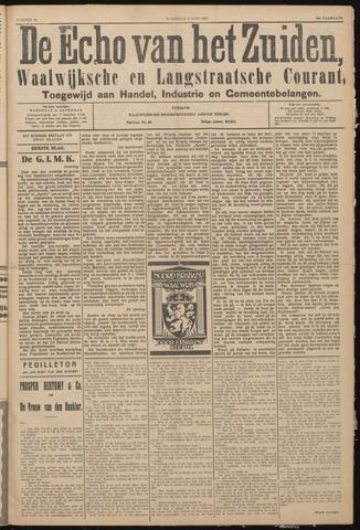 Echo van het Zuiden 1927-06-08