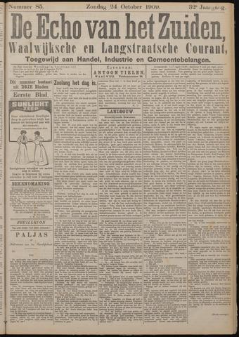 Echo van het Zuiden 1909-10-24