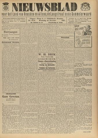 Nieuwsblad het land van Heusden en Altena de Langstraat en de Bommelerwaard 1927-12-28