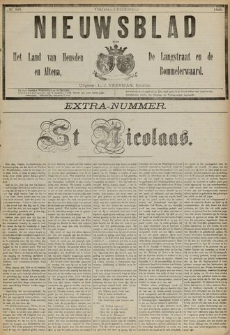Nieuwsblad het land van Heusden en Altena de Langstraat en de Bommelerwaard 1890-12-05
