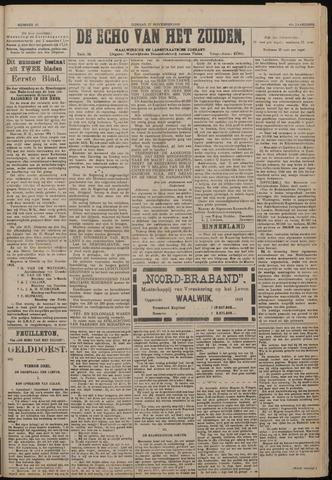 Echo van het Zuiden 1918-11-17