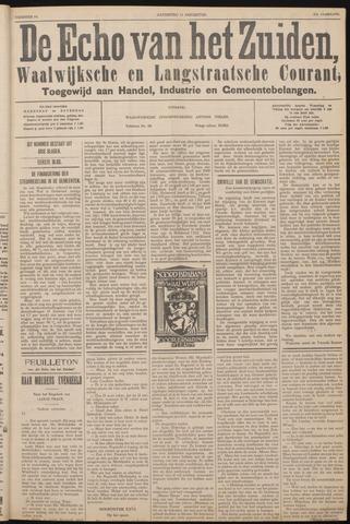 Echo van het Zuiden 1934-08-11