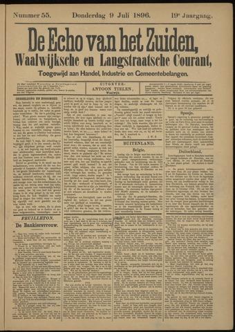 Echo van het Zuiden 1896-07-09