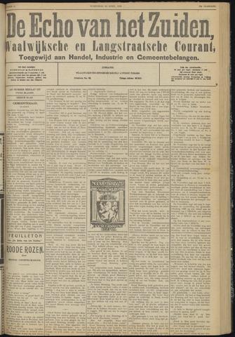 Echo van het Zuiden 1930-04-16