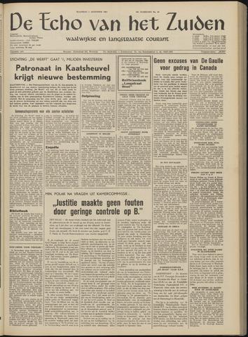 Echo van het Zuiden 1967-08-07