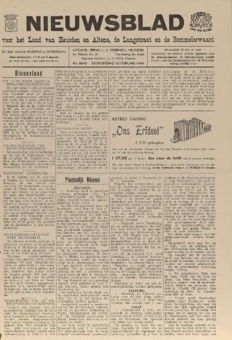 Nieuwsblad het land van Heusden en Altena de Langstraat en de Bommelerwaard 1949-02-10
