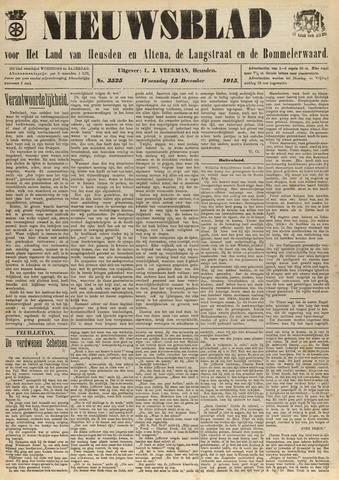Nieuwsblad het land van Heusden en Altena de Langstraat en de Bommelerwaard 1915-12-15